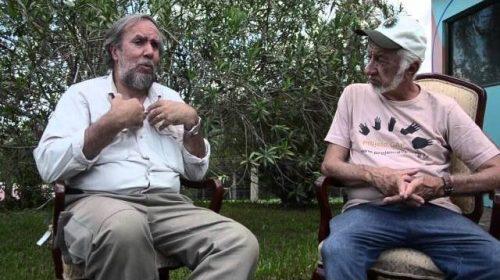 Martin Davids y Pedro Ynterian