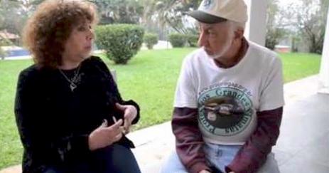 Elba Muñoz y Pedro Ynterian